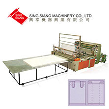 Servo Motor Driven U-Liner Bag Making Machine