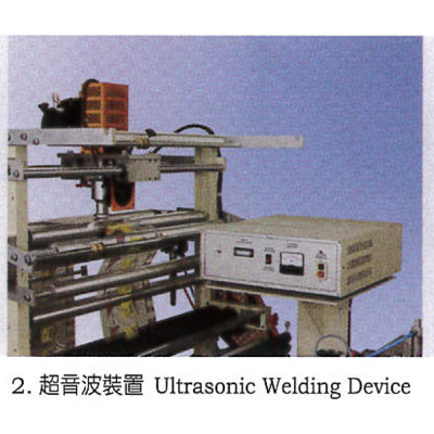 Ultrasonic Welding Device.