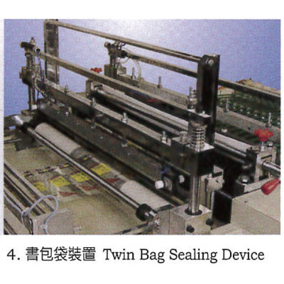 Twin Bag Sealing Device