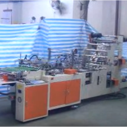 Sandwich Bag Making Machine_TRIANGLE BAG MACHINE