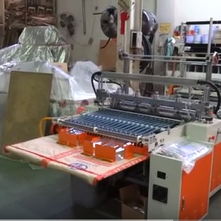 2 LINE SIDE SEALING MACHINE