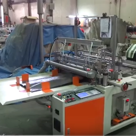 SING SIANG Sealing and Cutting Machine HCG-36A