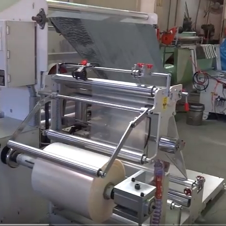 1500mm Width Triangle Folding Machine