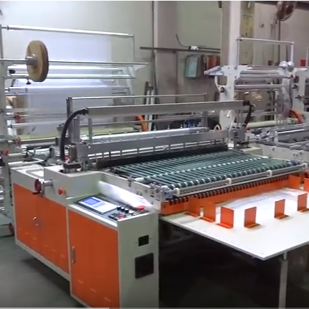 1200 mm Width Side Sealing Machine