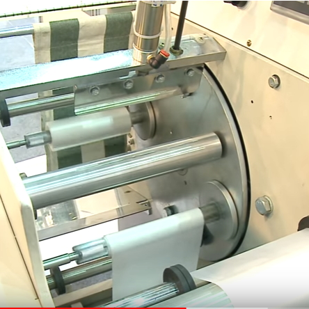 SSM BAG MACHINE at 2016 Taipeiplas
