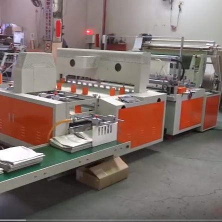 Sing Siang Bag Folding Machine SHGF 60S