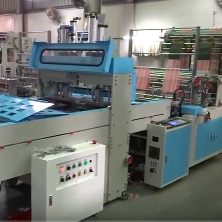 T Shirt Bag Making Machine SHTF-36P