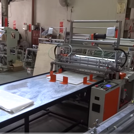 Tensionless Sealing Bag Machine SHCG-36
