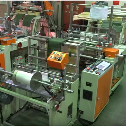 Bag on Roll Machine SHPC-24