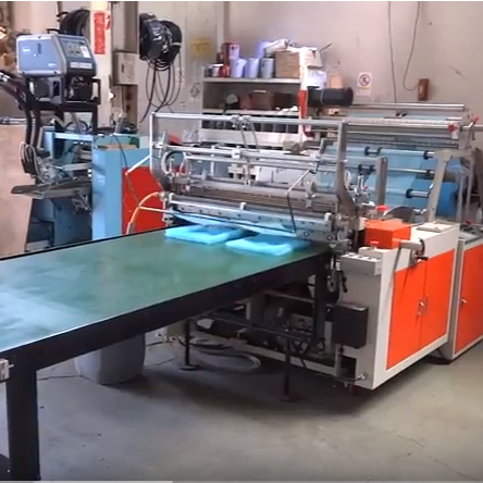 Drainage Bag Sealing and Cutting Machine SHCG-36D