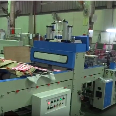 High Speed T Shirt Bag Making Machine SHVS-900