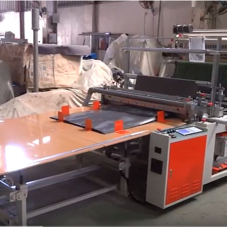 Heavy Duty Bag Tension Free Bottom Sealing Machine+ Auto Lift SHCG -50
