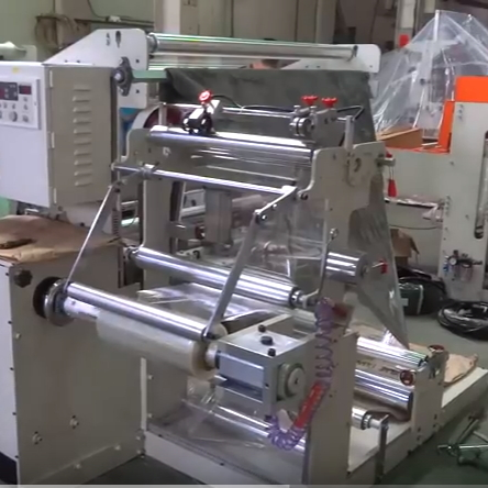 OPP Film Triangle Folding Machine HSF-1200